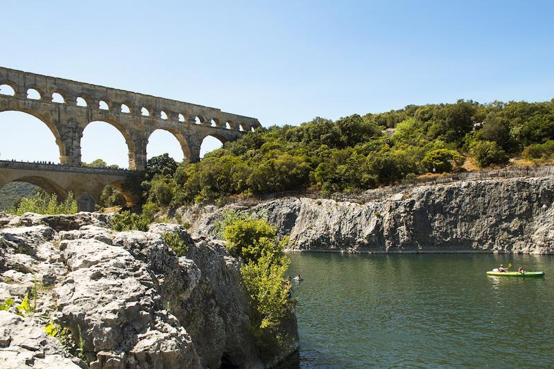 Что посмотреть в Гар - Le pont du Gard