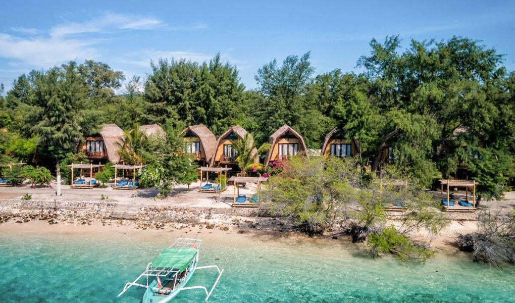 IIndonésie (îles Gili) - Meilleure destination en mai