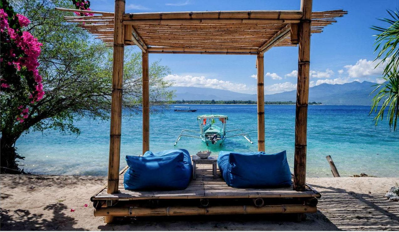 MEILLEUR HOTEL LUNE DE MIEL INDONESIE