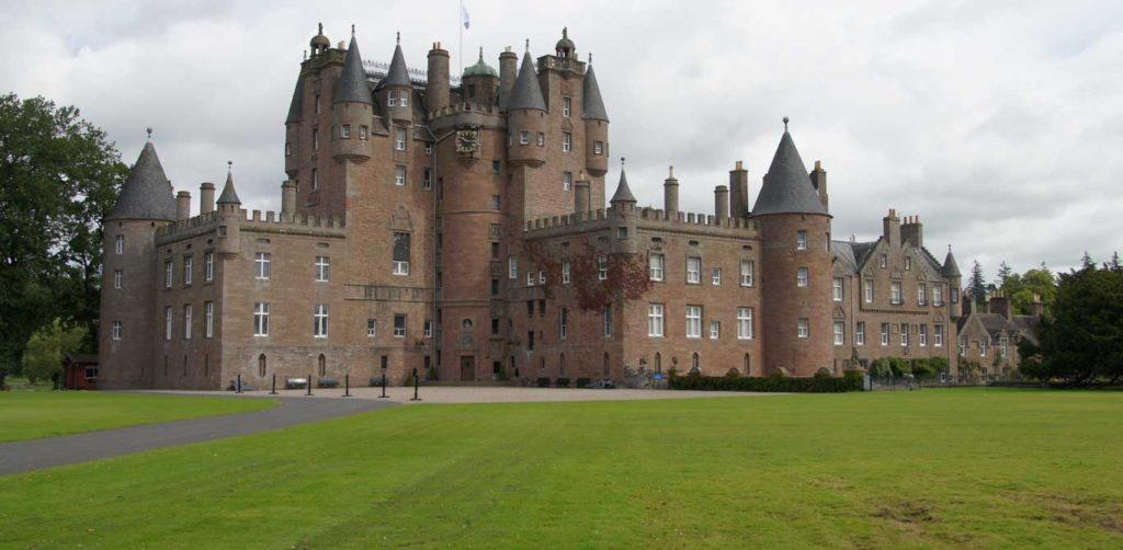 Ruta de los Castillos de Aberdeenshire con visita del Castillo de Glamis