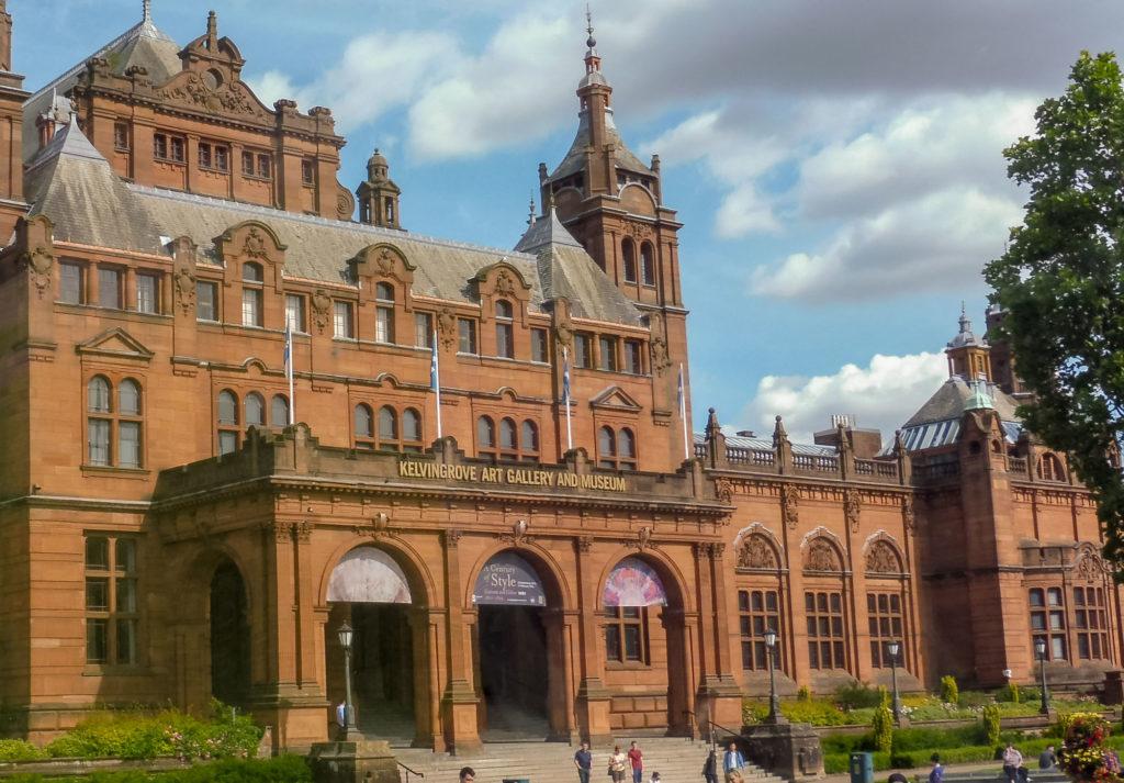 incontournables de Glasgow GLASGOW KELVINGROVE MUSEUM