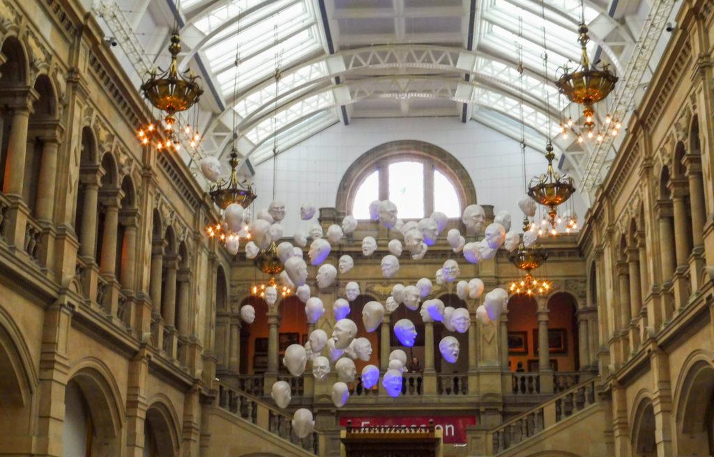 Itinéraire Glasgow en 1 jour Kelvingrove Museum