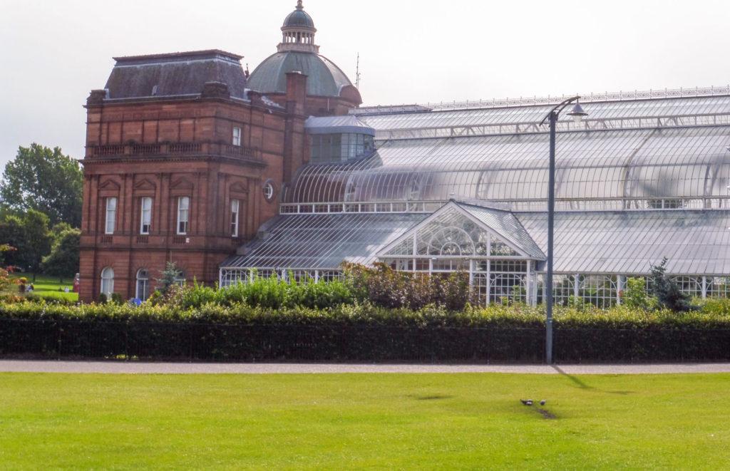 Les incontournables de Glasgow en 1 jour SERRES TROPICALES
