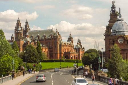 Glasgow en 1 jour mon itinéraire de visites des incontournables