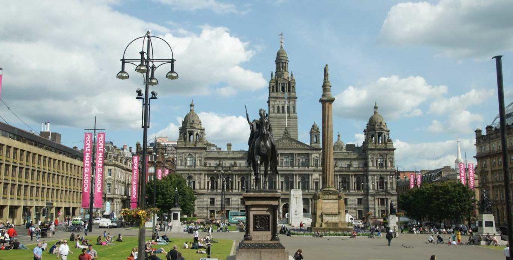 Incontournables de Glasgow en 1 jour - Georges SQUARE