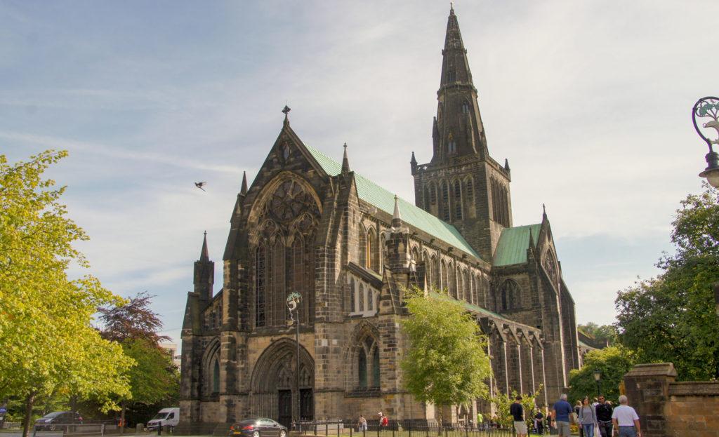 Incontournables de Glasgow en 1 jour Cathédrale