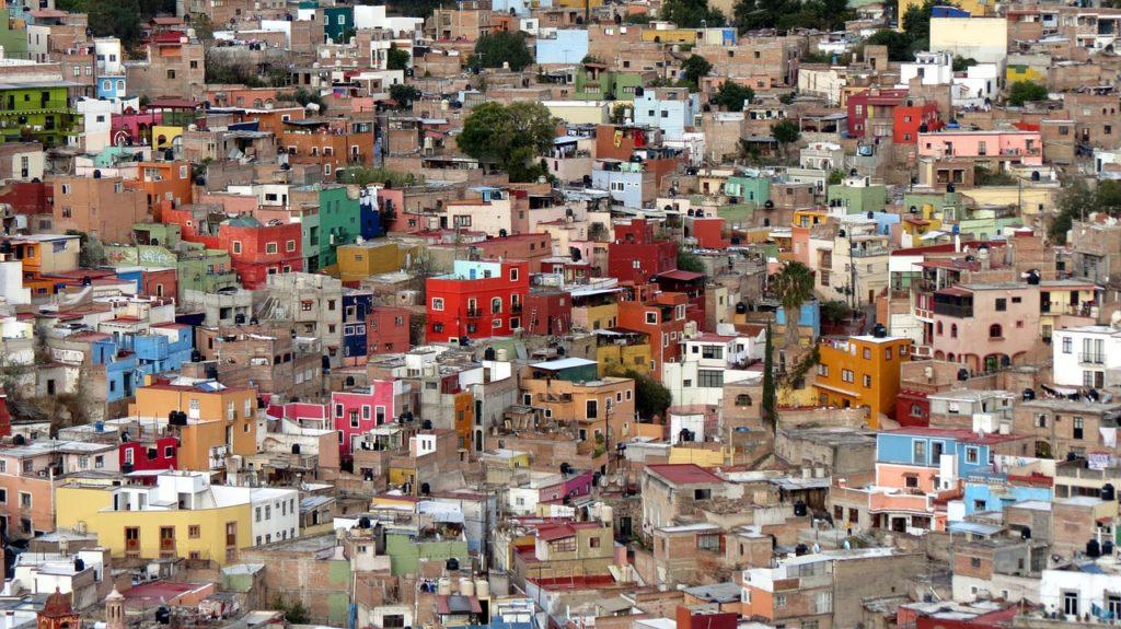 Quartiers à éviter et quartiers dangereux Mexico City