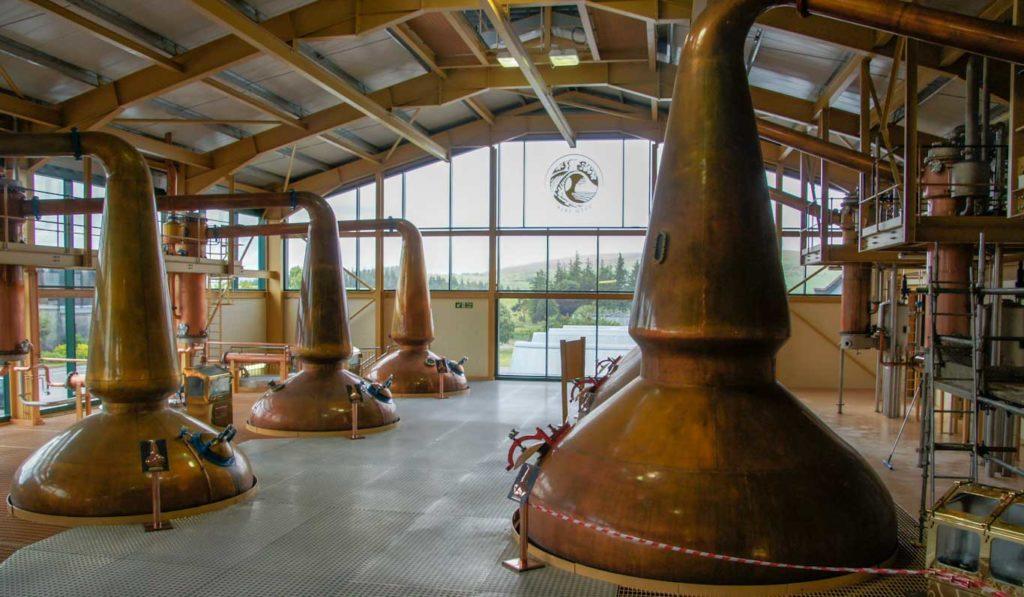 Les essentiels d'Ecosse - Distillerie