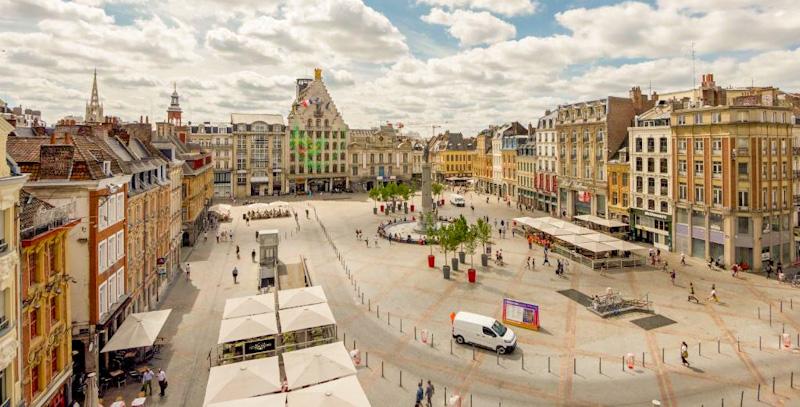 Que voir à Lille en 1 jour : Grand place