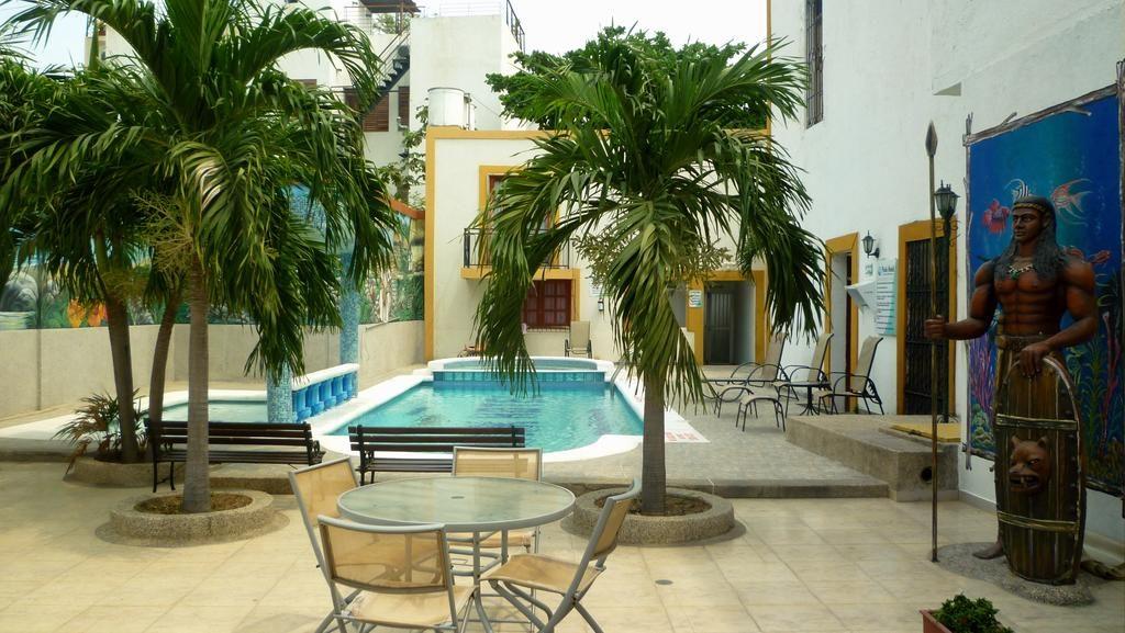 HOTEL A SANTA MARTA DE MA SELECTION D HOTELS PAS CHERS COLOMBIE