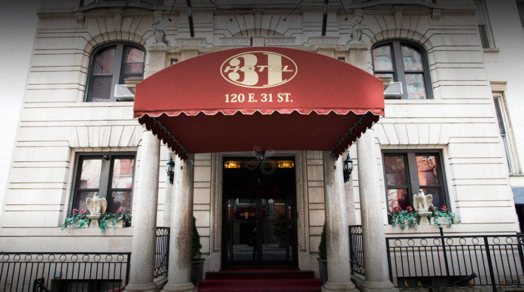 HOTEL 31 de ma sélection HOTEL PAS CHER NEW YORK