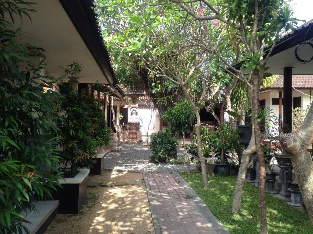 GINA GUEST HOUSE A SANUR DE MA SELECTION D HOTELS PAS CHERS INDONESIE
