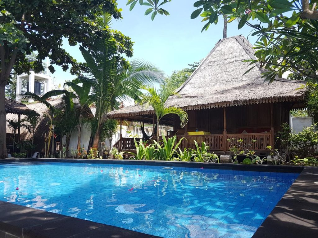 UNZIPP BUNGALOWS A GILI AIR DE MA SELECTION D HOTELS PAS CHERS INDONESIE