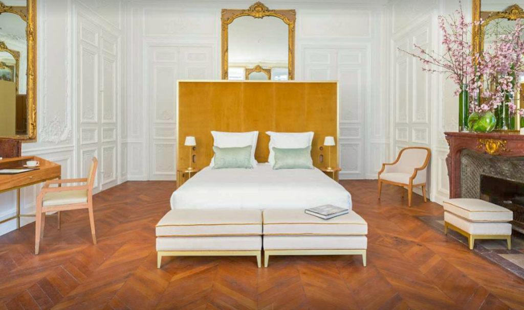 Meilleur hôtel à Paris– Chambre Hôtel Alfred Sommier