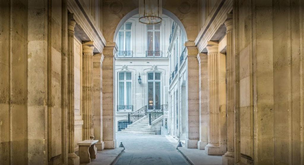 Meilleur hôtel à Paris– Hôtel particulier Alfred Sommier