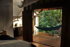 HOTEL PAS CHER BOCAS DEL TORO et son hamac