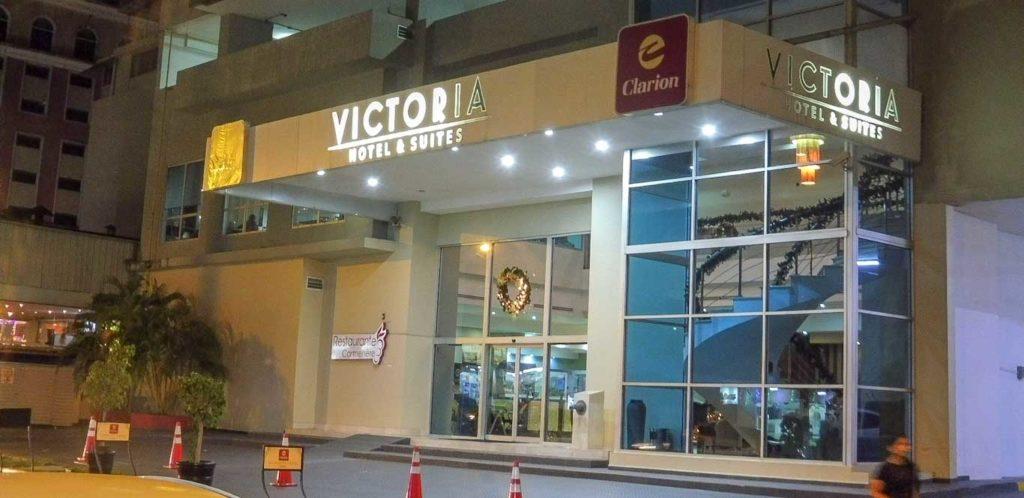 HOTEL PANAMA CITY Entrée