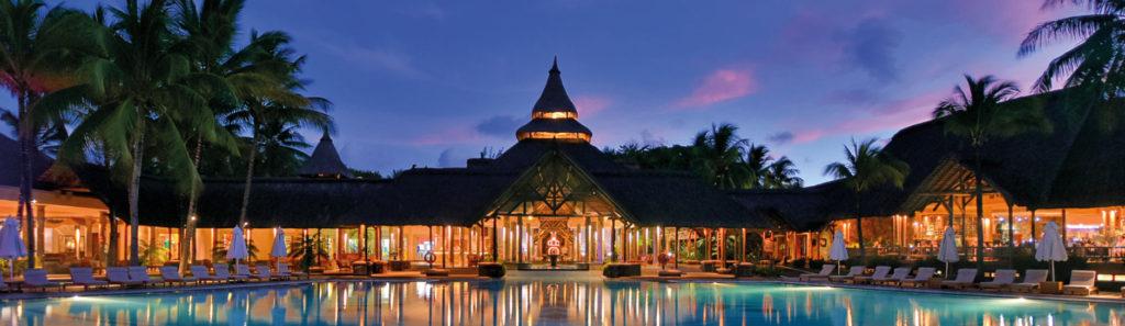 MEILLEUR HOTEL cote Est de l'Ile Maurice