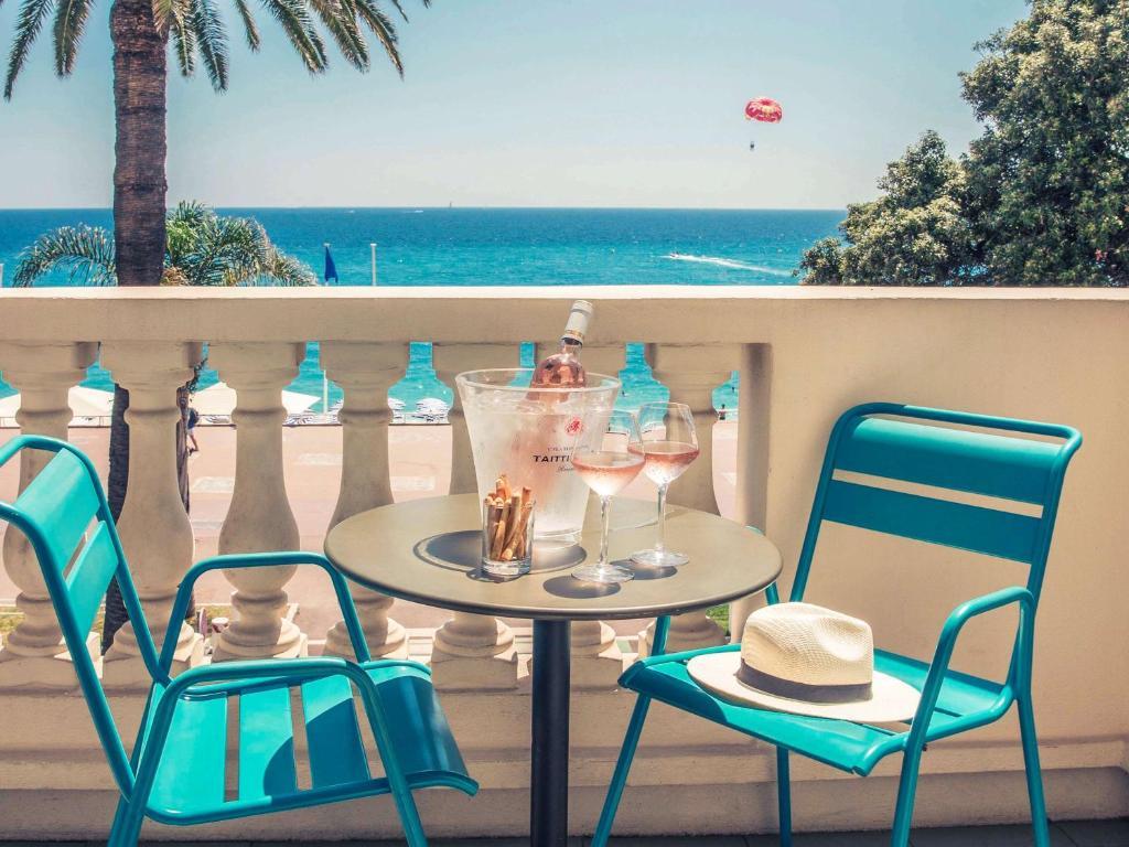 HOTEL en el mejor barrio de Niza