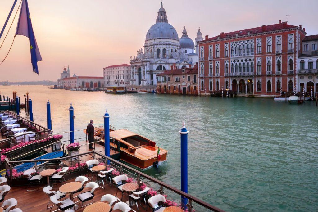 Palace dans le plus beau quartier de Venise