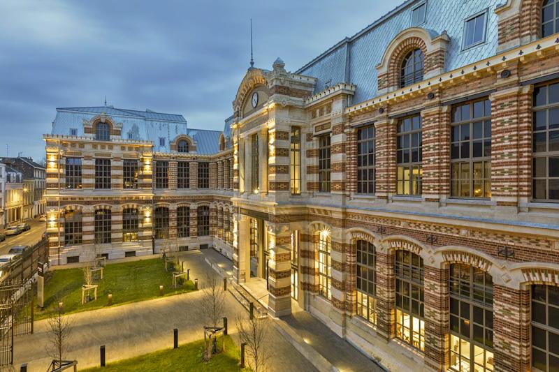 hôtel recommandé pour un week-end à Lille