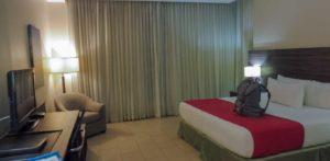 HOTEL PANAMA - Clarion Victoria - notre belle chambre