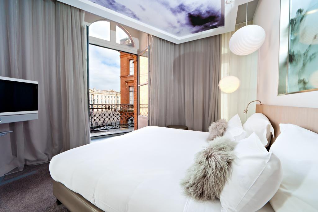 Meilleur hotel Toulouse Hotel le grand balcon Toulouse