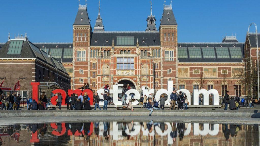 place des Musées dans mon circuit AMSTERDAM EN 1 JOUR