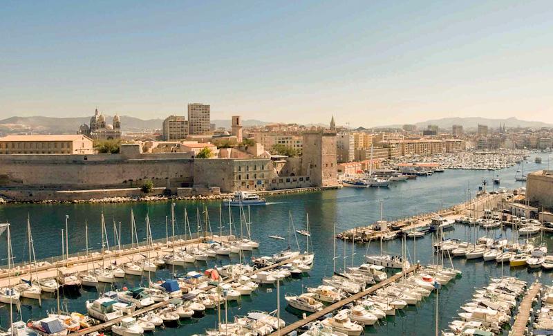 hôtel pas cher Marseille vieux port