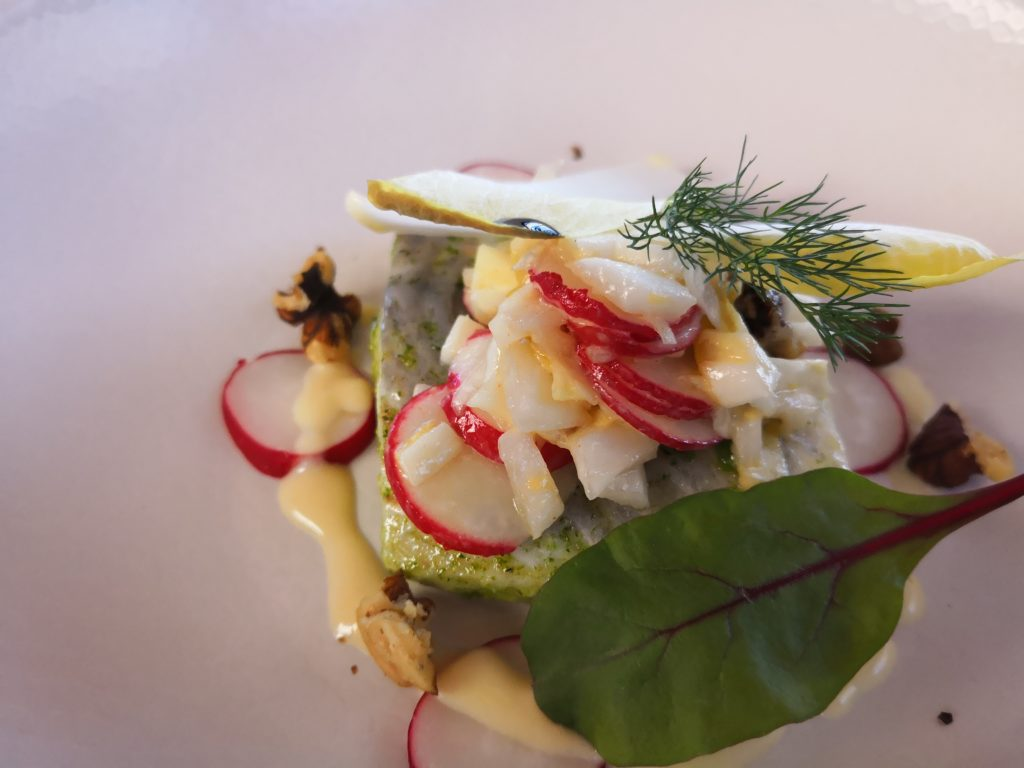 Restaurante en Colliure Cataluña francesa