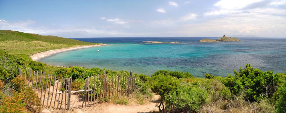 Cap Corse - Macinaggioet le sentier des douaniers