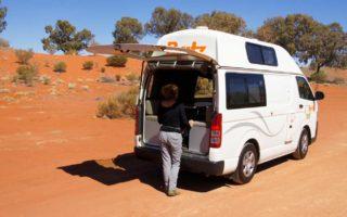 Circuit de 3 semaines en Australie itinéraire et carte