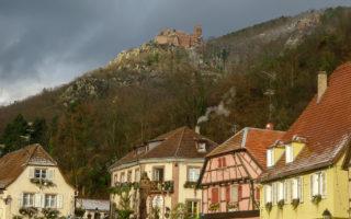 Туристический маршрут по винному маршруту Эльзас