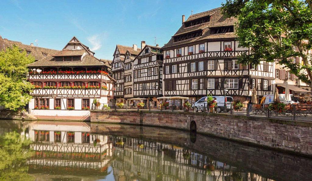 Petite France meilleur quartier où loger à Strasbourg
