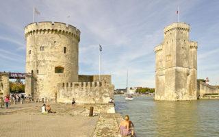 Que voir à La Rochelle : Mon circuit pour visiter La Rochelle à pied avec carte