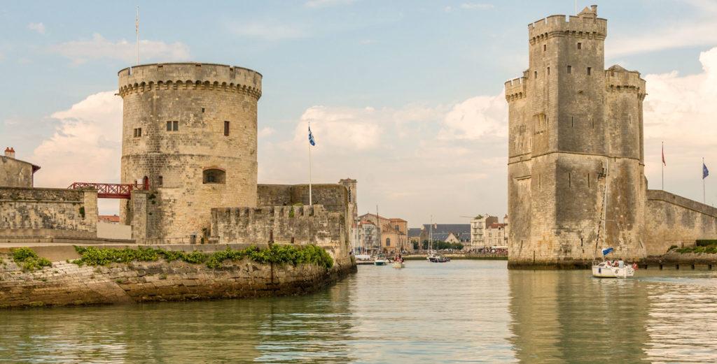 Circuit de Bretagne à Bordeaux en 1 semaine - La Rochelle