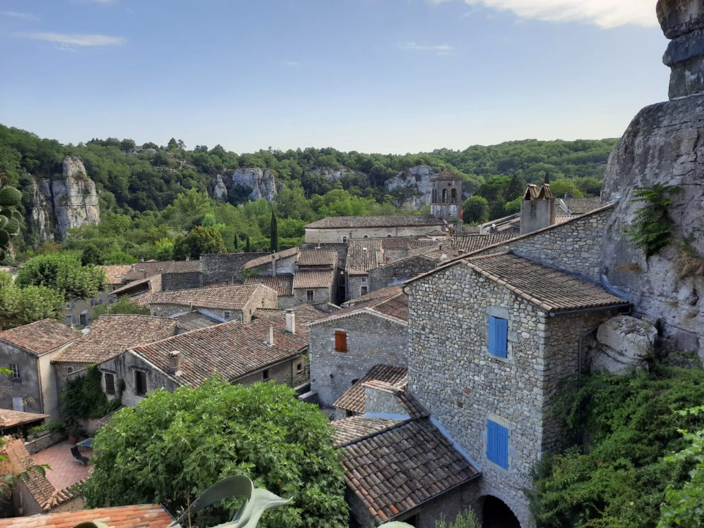 Plus beaux villages de France en Ardèche