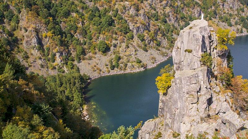 Que faire en Alsace : Lac blanc dans les Vosges