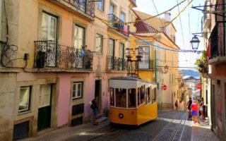 Lisbonne en 2 jours – Circuits à pied + carte itinéraire des incontournables et plus beaux sites