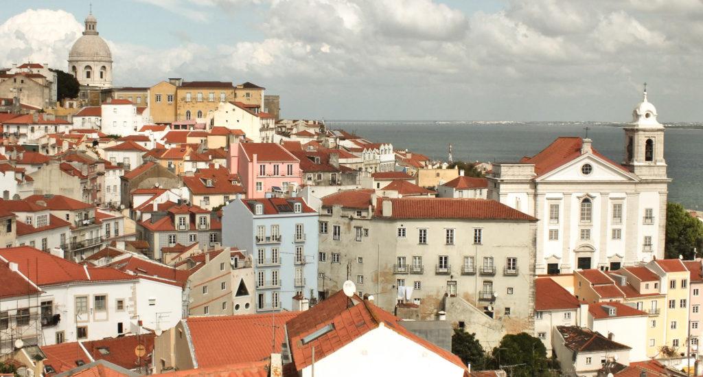 Lisbonne en 2 jours – itinéraire à pied