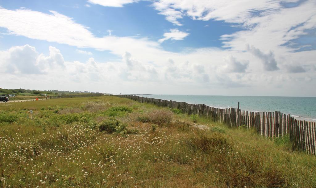 Location vacances chien jardin clos en bord de mer