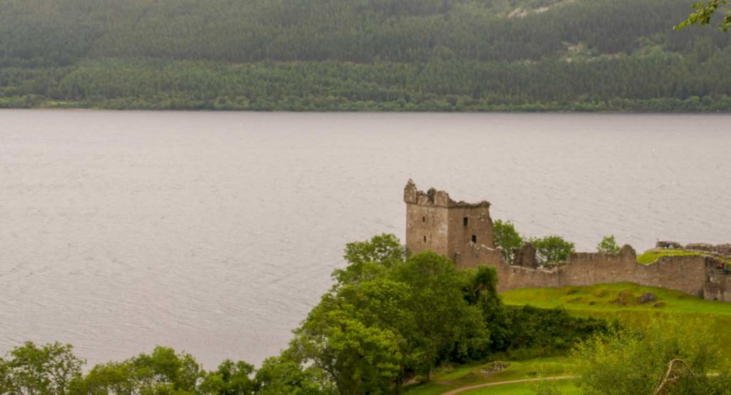 CIRCUIT 15 JOUR ECOSSE lac Loch Ness