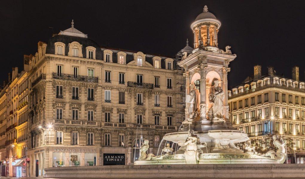 Lyon en 1 jour – Circuit à pied + carte itinéraire des incontournables