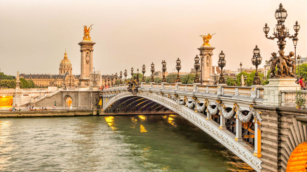 Itinéraire en train pour découvrir la France en 10 jours - Visite de Paris