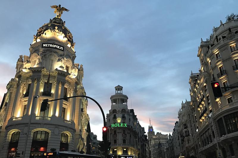 Meilleurs quartiers POUR LOGER A MADRID