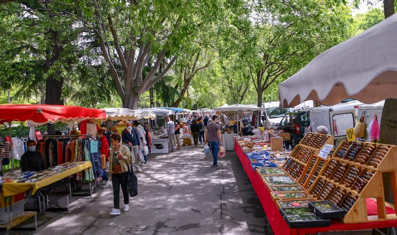 Arles en 1 jour Etape de mon circuit à pied