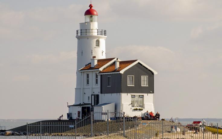 JOUR 3 - Visite de Marken et de son phare