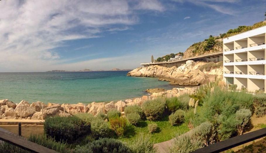 Meilleur hôtel à Marseille acceptant chiens front de mer