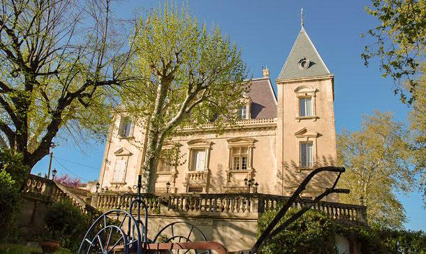 Le Martinet dans ma sélection des meilleurs hôtels châteaux pas chers en Provence