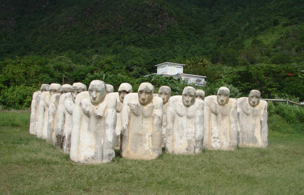 Martinique en 1 semaine Découverte du Sud-Ouest de la Martinique Mémorial de l'Anse Caffard